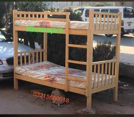 Excellent Quality Bunk bed brand new ( khawaja's Fix price