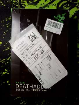 RAZER Deathadder Essential 6400 dpi Gaming Mouse new Boxed