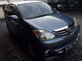 Toyota Avanza s 1.5 manual 2009