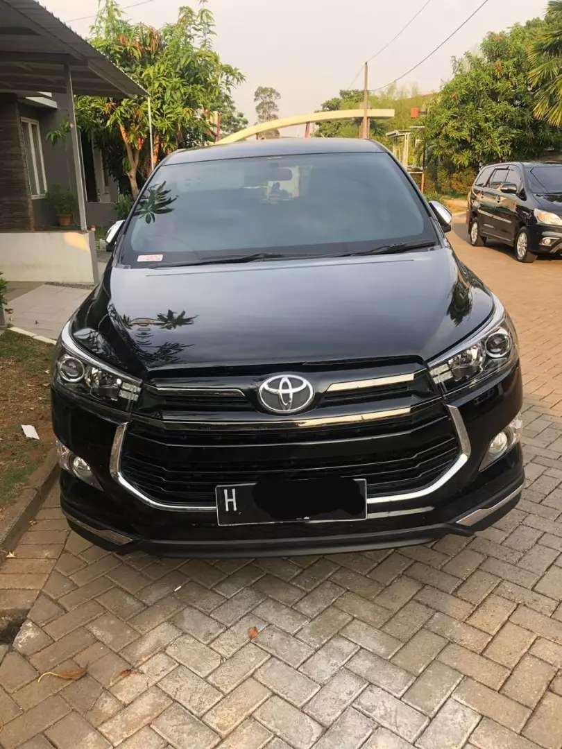 Toyota Innova Venturer Diesel matic 0