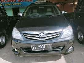 Toyota Kijang Innova G 2.5 Manual 2011 BE