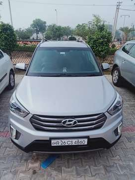 Hyundai Creta 1.6 SX, 2015, Diesel