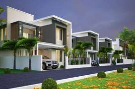 1785sqft 3bhk house now available in heart of Town