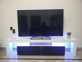 Imported LED Table | Branded LED Table TV Console UNIT | Gaming LED