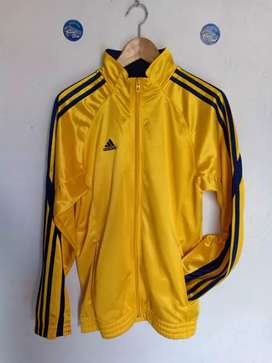 Original Adidas Football Jacket