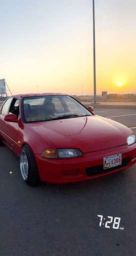 Civic 1995 best in town
