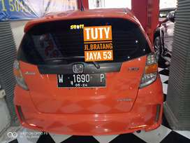 All New Jazz RS A/T Th 2013 Bisa kredit