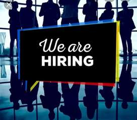 Agents Required for Calling Company in lahore