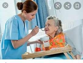 Home Nurse,  Nursing Attendent, caretaker, babysitter