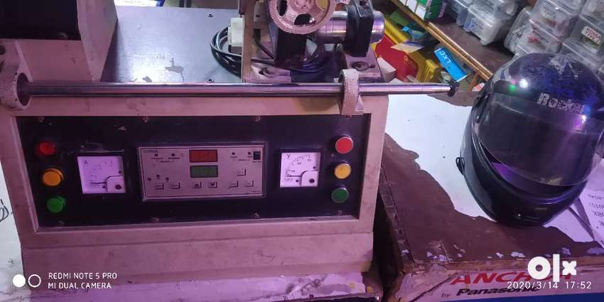 Ceiling fan Rewinding machine 0
