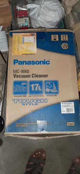 Panasonic vaccume cleaner