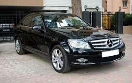 Mercedes  C Avantgarde 12500 km