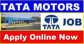 TATA MOTAORS jobs Fresher And Exp. Male And Femele candidates Post and