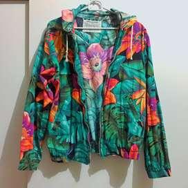 Ten Carat Printed Jacket