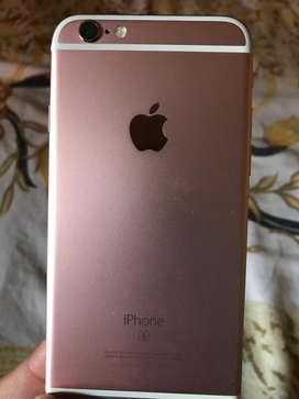Apple i phone 6s good condition