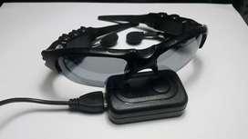 Kaca Mata Sunglasses MP3 PLAYER FM BLUETOOTH.