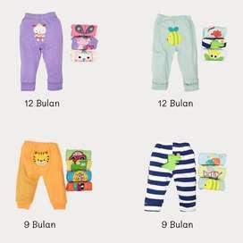 celana anak isi 4 / perlengkapan bayi jogja
