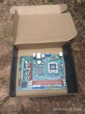 Mobo intel dual DDR 3