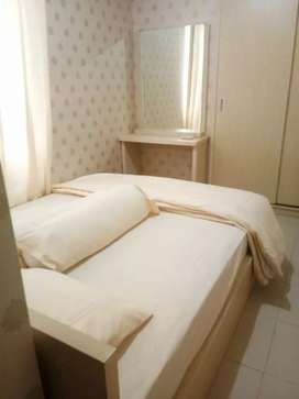Disewakan perbulan Apartemen Basura 1 Bedroom, interior mewah