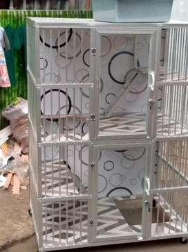 Menjual kandang kucing