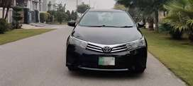 Toyota Corolla 1.3 Manual Xli like Gli 2015 Available on plans