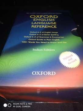 OXFORD ENGLISH LANGUAGE REFERENCE