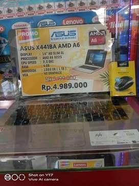 Asus X441BA AMD A6