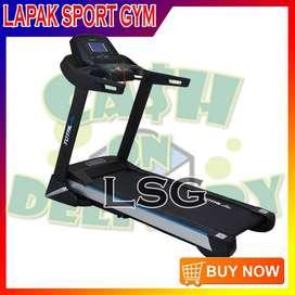Alat Olahraga Fitness Treadmill Elektrik TL 199 Murah