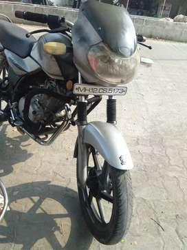 Modified discover 125 cc