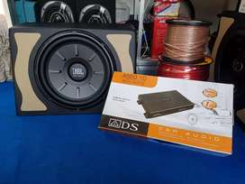 Paket audio monoblock asiap HOOOREG (asy'ari audio
