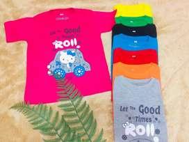 Kaos Anak harga murah tapi nggak murahan