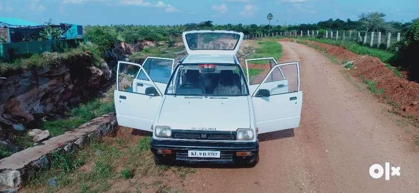 ### All Paper Correct ### Maruti Suzuki 800 0