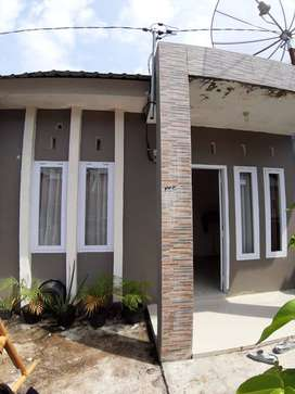 Di jual rumah minimalis type 36 renovasi
