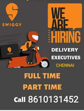 SWIGGY MOGAPPAIR HUGE OPENINGS FOR FOOD DELIVERY EXECUTIVES