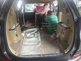 Minggu buka sale atVm36 karpet dasar all new avanza Murah