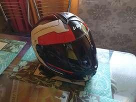 Vega double visor helmet