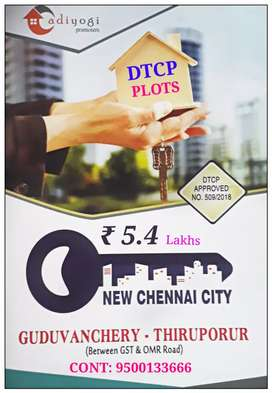 DTCP PLOTS - INVEST TODAY- SECURE FUTURE