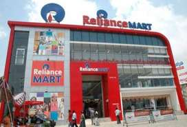 Delivery Executive Hiring In Reliance Mart