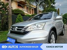 [OLX Autos] Honda CR-V 2.0 Bensin AT 2010 SIlver #Kanza