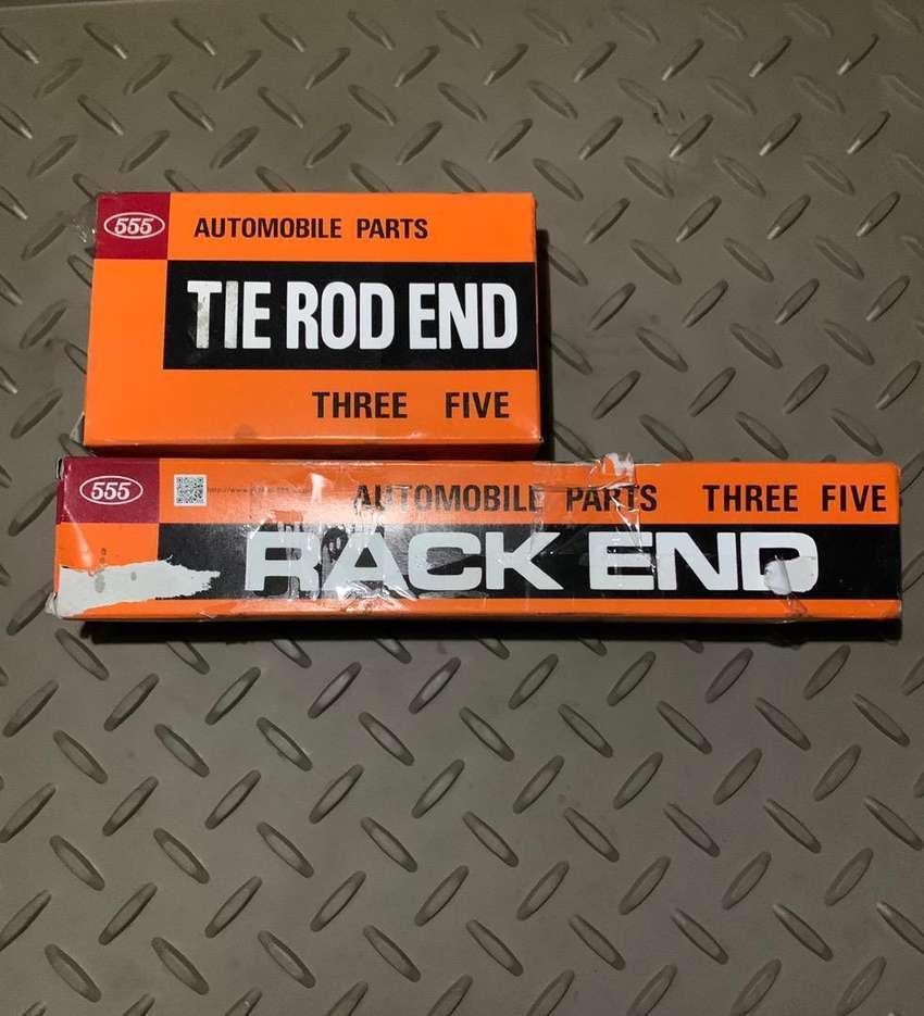 Tie Rod Rack End 555 Toyota Vios limo gen3 yaris gen 2 lele 0