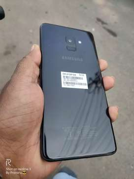 Samsung A8+ In New Condition