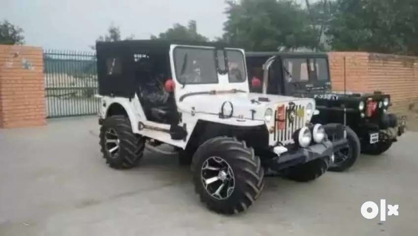 Full midfield jeep ready for booking 0