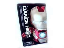 PROMO - Mainan Anak Avenger Iron Man Smart Dance Robot Super Hero LD15