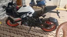 Rc 125 bike