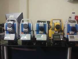 Automatic Level Sokkia Topcon Total Stations