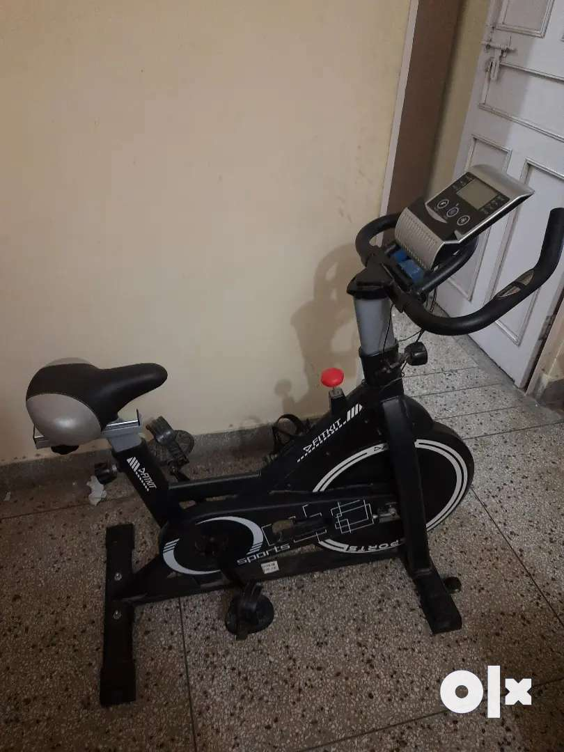 Exercise bike FITKIT brand