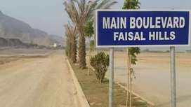 Faisal Hill b block ideal location file for sale in reasonable profit