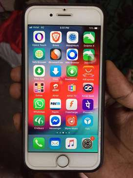 Apple iphone 6, 128GB, with box & all acesories