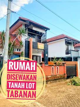 Rumah disewakan Dekat Canggu Wisata Tanah Lot Bali
