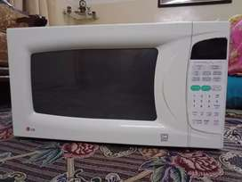 LG Microwave Full Size